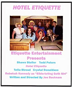 Whats a funny movie to watch Hotel Etiquette by none [720x320]