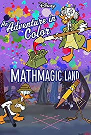 An Adventure in Color/Mathmagic Land Poster