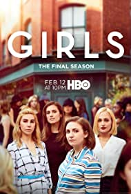 Zosia Mamet, Lena Dunham, Jemima Kirke, and Allison Williams in Girls (2012)