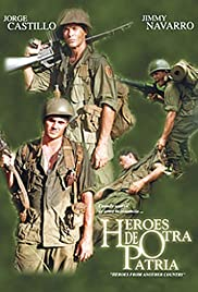 Heroes from Another Land Poster