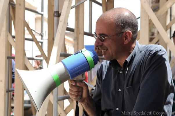 Giuseppe Tornatore in Baarìa (2009)