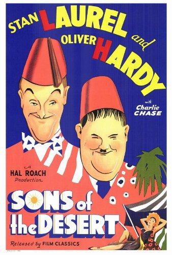 Sons of the Desert (1933) DVDRip