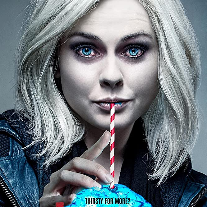 Rose McIver in iZombie (2015)