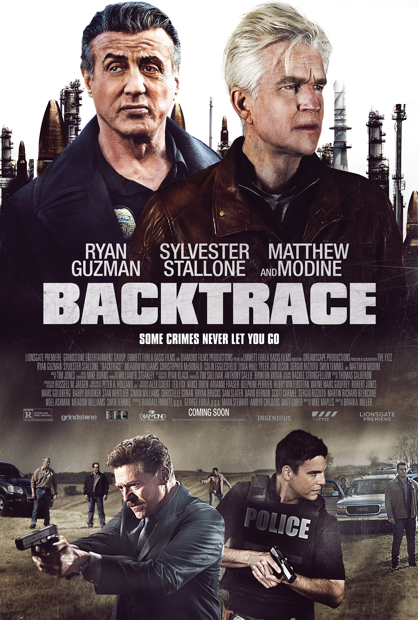 Backtrace (2018) - IMDb