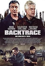 Sylvester Stallone, Matthew Modine, Christopher McDonald, Colin Egglesfield, Swen Temmel, and Sergio Rizzuto in Backtrace (2018)