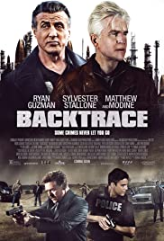 Backtrace (2018) 720p