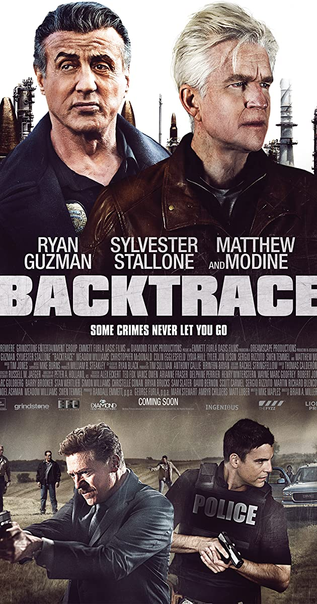 Backtrace 2018 Imdb