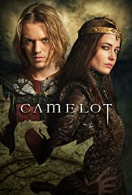 Eva Green and Jamie Campbell Bower in Camelot (2011)