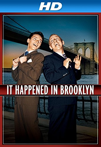 Frank Sinatra and Jimmy Durante in It Happened in Brooklyn (1947)
