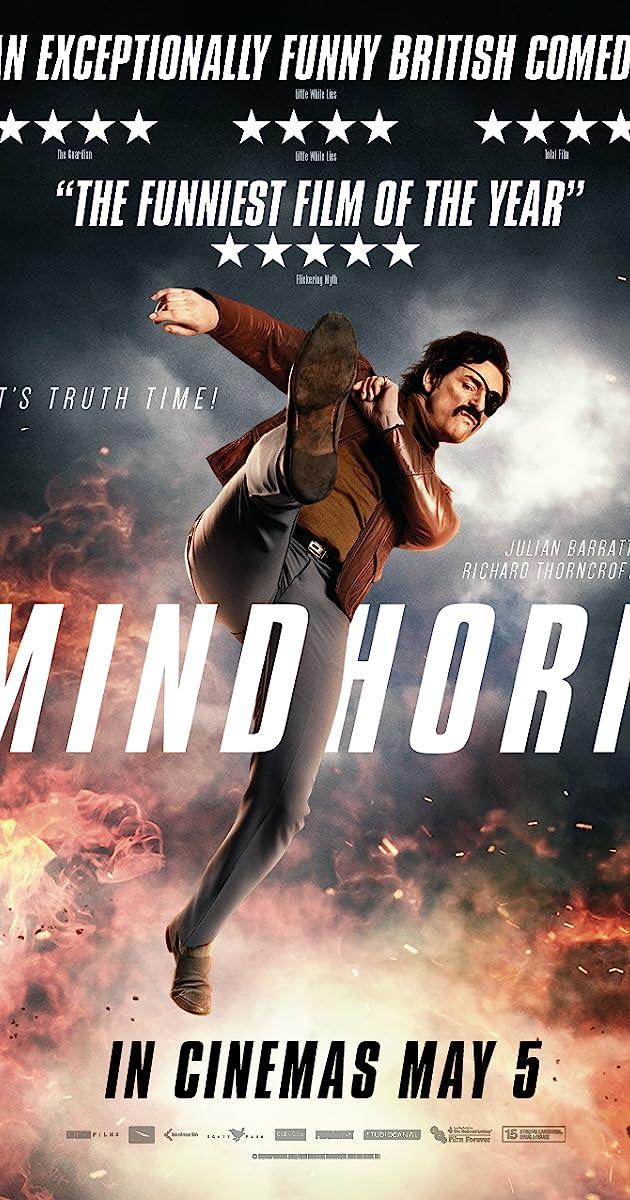 Subtitle of Mindhorn
