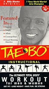 Movie mpeg4 free download Tae-Bo Workout: Basic [1280x1024] [640x352] [720x1280] USA, Billy Blanks (1999)