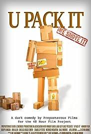 U Pack It Poster