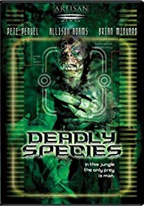 MP4 movies downloads for psp Deadly Species [640x960]