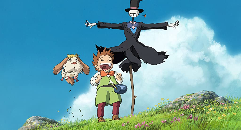Howl's Moving Castle【日配&英配/5.2G】 4