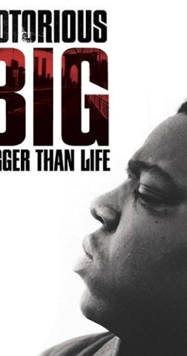 Notorious B.I.G. Bigger Than Life (2007) - IMDb
