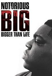 Notorious B.I.G. Bigger Than Life Poster