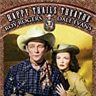 Roy Rogers and Dale Evans in South of Caliente (1951)