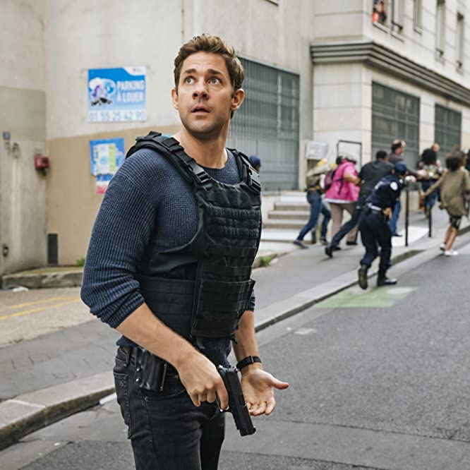 John Krasinski in Tom Clancy's Jack Ryan (2018)