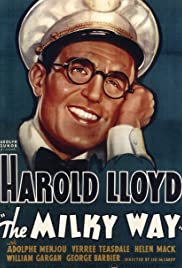 The Milky Way (1936) Poster - Movie Forum, Cast, Reviews