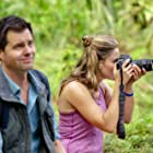 Kristoffer Polaha and Jill Wagner in Pearl in Paradise (2018)