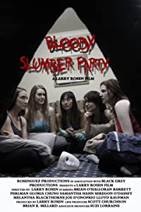 Easy movie downloads Bloody Slumber Party [BluRay]