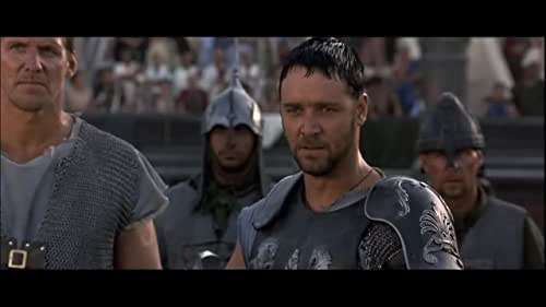 When a Roman general is betrayed and his family murdered by an emperor's corrupt son, he comes to Rome as a gladiator to seek revenge.