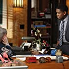 Kathy Bates and Aml Ameen in Harry's Law (2011)