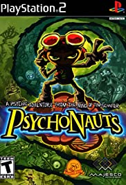 Psychonauts Poster