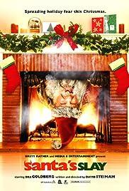 Santa's Slay Poster