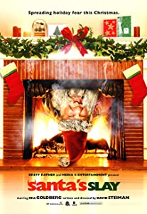 Downloading movies dvd ipod Santa's Slay by Steven C. Miller [HDRip]