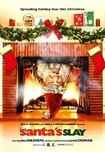 720p hd movies downloads Santa's Slay [Bluray]