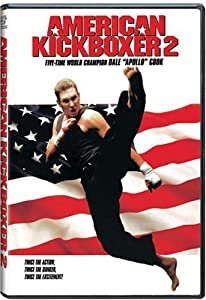 the American Kickboxer 2 full movie download in hindi