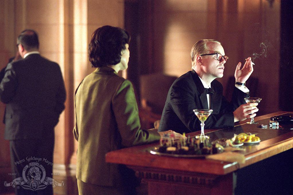 Philip Seymour Hoffman in Capote (2005)