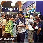 David Xarach in Stunt Games (2014)