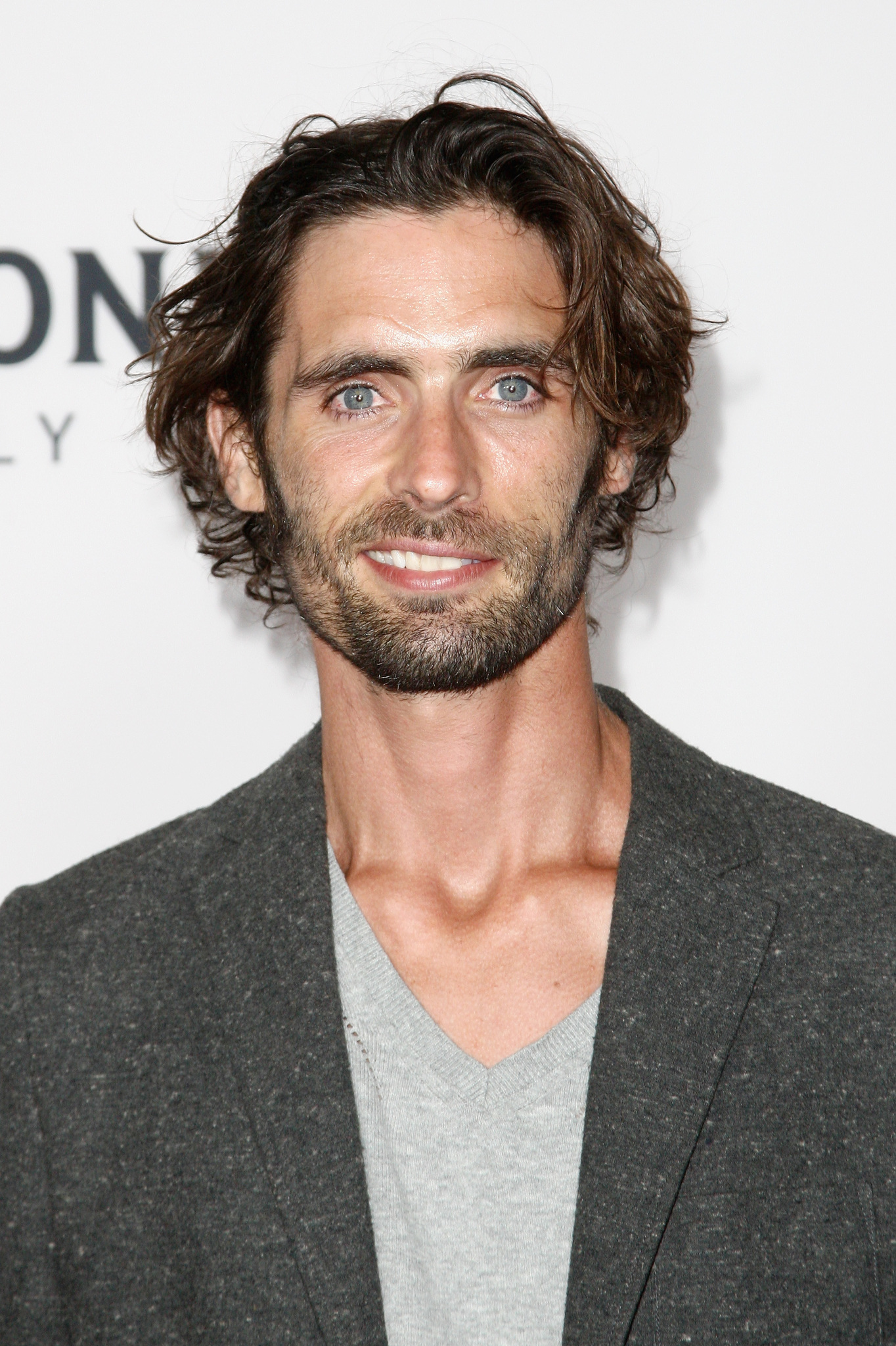Tyson Ritter at an event for The Sweet Life (2016)