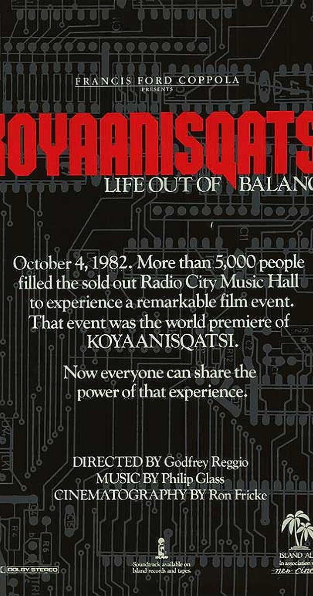 Koyaanisqatsi (1983) Subtitles