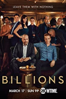 Billions (TV Series 2016)