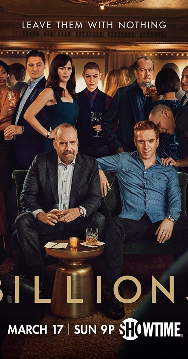 Billions (TV Series 2016– ) - Full Cast & Crew - IMDb