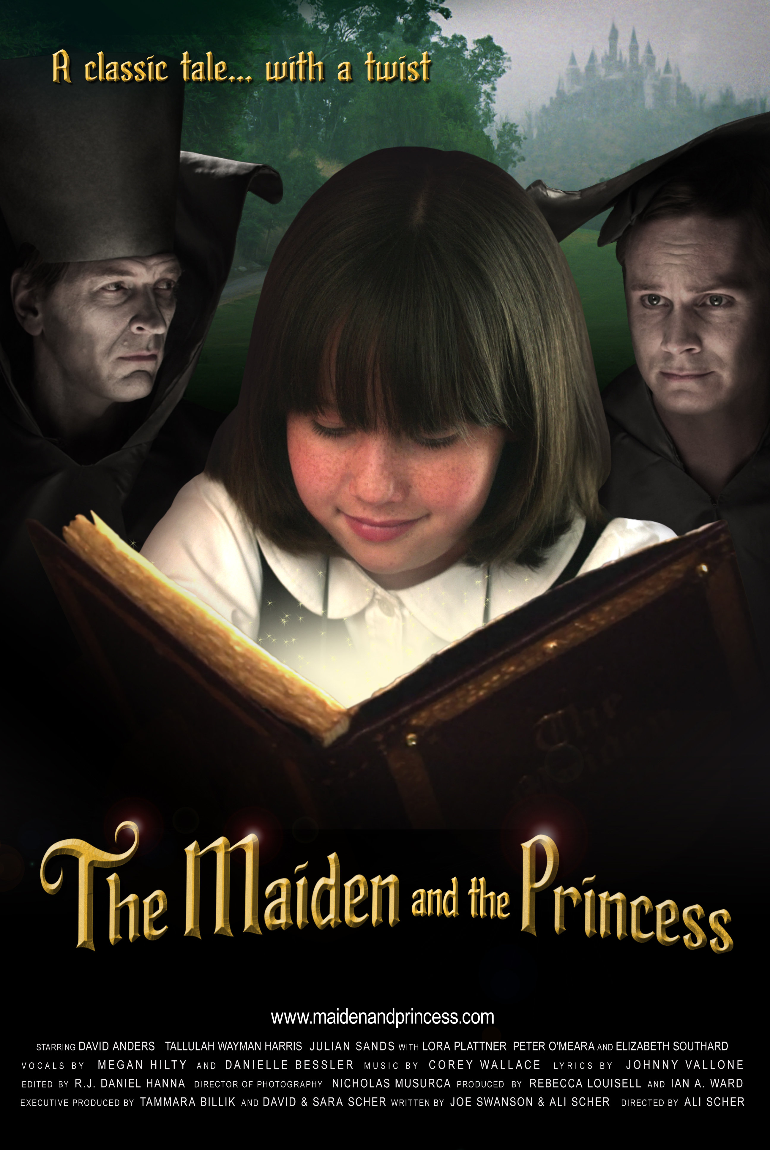The Maiden and the Princess (2011)