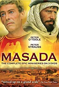 Peter O'Toole and Peter Strauss in Masada (1981)