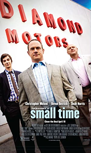 Where to stream Small Time