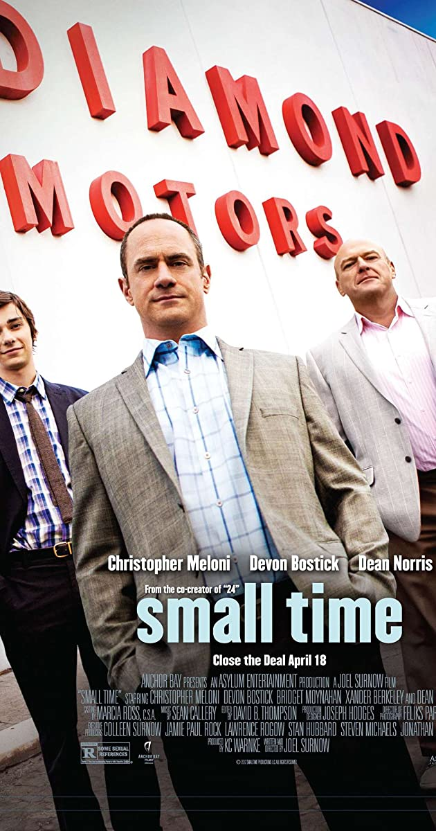 Subtitle of Small Time