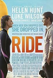 Ride(2014) Poster - Movie Forum, Cast, Reviews