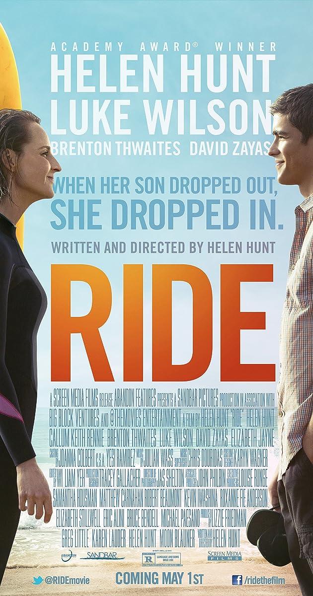 Subtitle of Ride