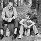 Billy Bob Thornton and Lucas Black in Sling Blade (1996)