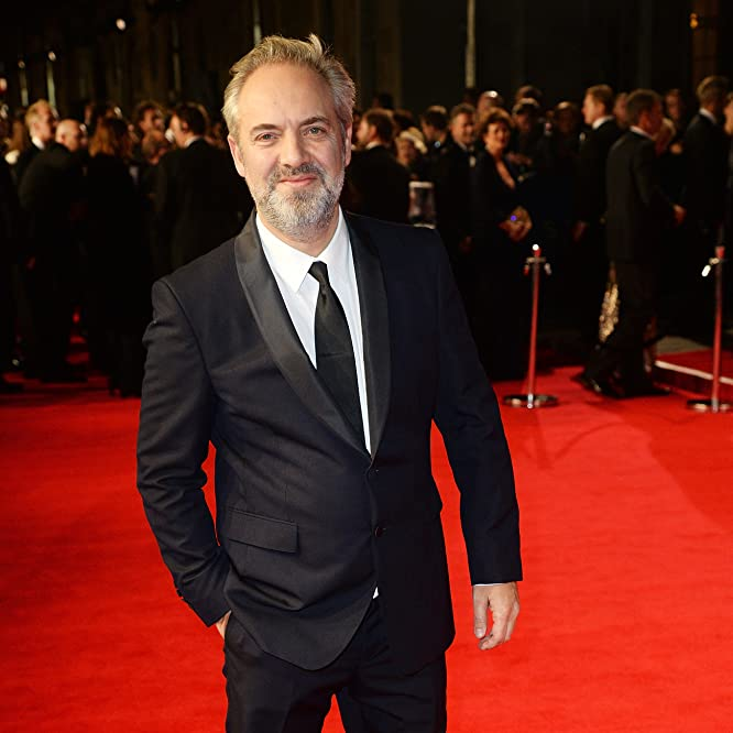 Sam Mendes at an event for Spectre (2015)