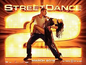 StreetDance 2 film Poster