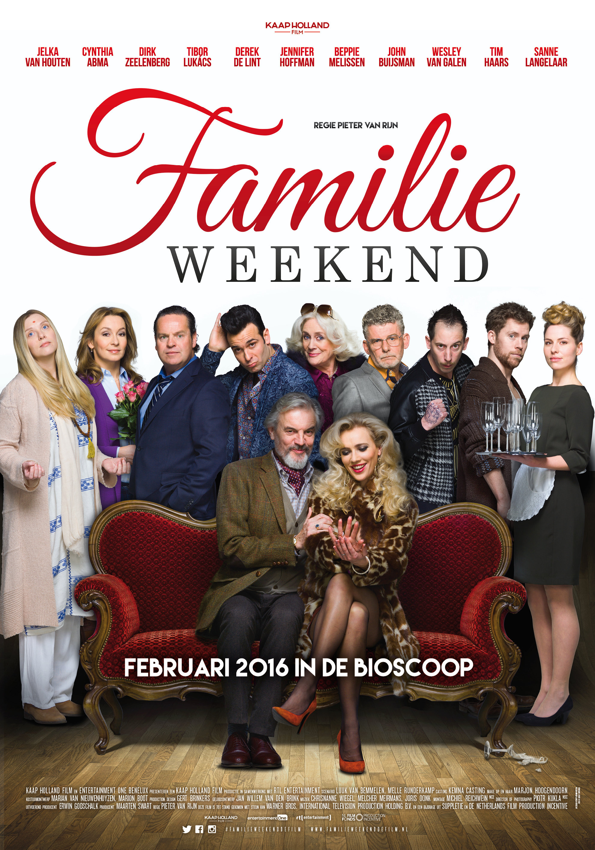 Anouk Kleykamp Familieweekend - NL 2016
