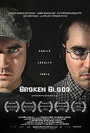Broken Blood Poster