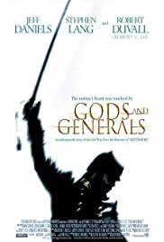 Watch funny movies list Gods and Generals USA [1280x720p]